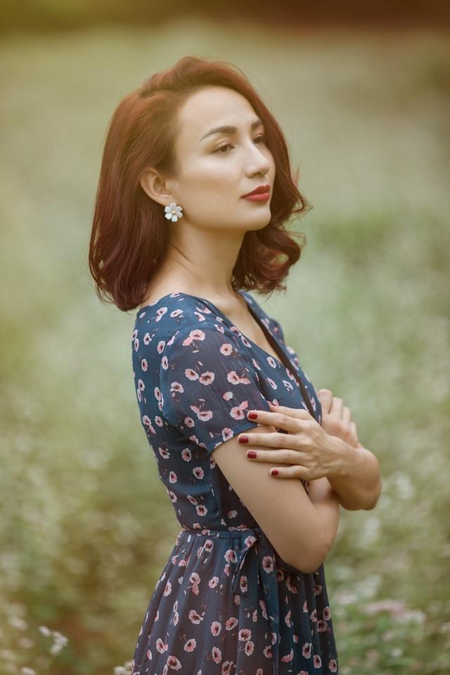 Vẻ trẻ trung của Hoa hậu Ngọc Diễm   - 6