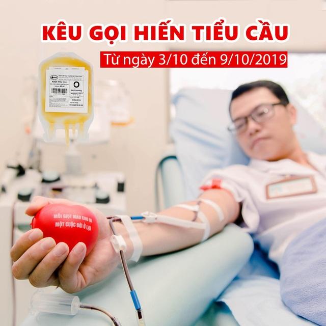 Viện Huyết học – Truyền máu Trung ương kêu gọi hiến tiểu cầu vì người bệnh - 1