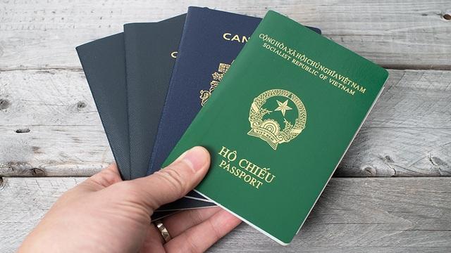 """Hộ chiếu Việt Nam """"quyền lực"""" thứ bao nhiêu trên thế giới? - 2"""