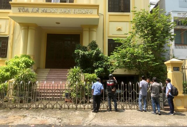 Khám xét văn phòng làm việc của thẩm phán Nguyễn Hải Nam - 1