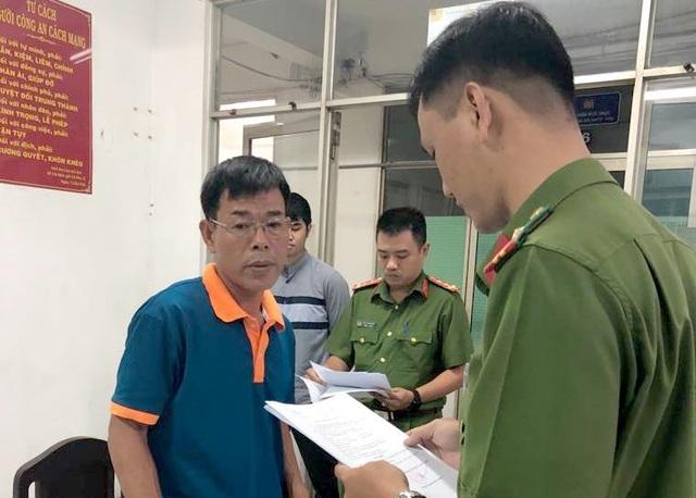 Khám xét văn phòng làm việc của thẩm phán Nguyễn Hải Nam - 2