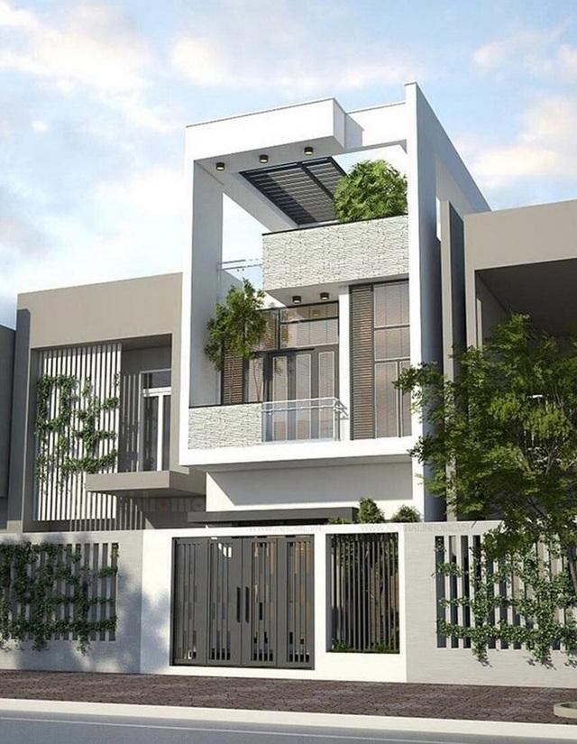 Mẫu nhà phố 2 tầng tuyệt đẹp cho khu đất mặt tiền hẹp - 6