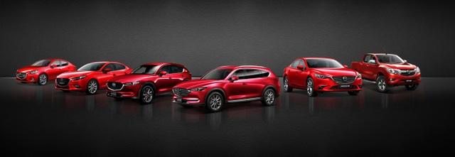 Mazda vươn lên vị trí thứ 2 về chất lượng dịch vụ sau bán hàng tại Việt Nam - 3