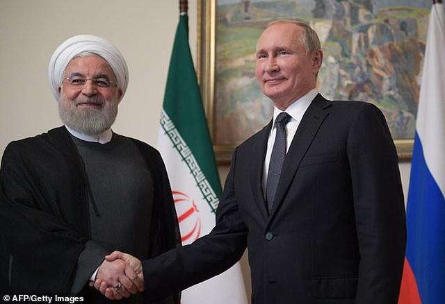 Ông Putin nói không có bằng chứng Iran tấn công nhà máy dầu Ả rập Xê út - 1