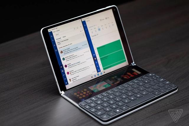 Cận cảnh máy tính bảng màn hình gập Surface Neo, chạy Windows 10X hoàn toàn mới - 3