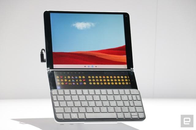 Cận cảnh máy tính bảng màn hình gập Surface Neo, chạy Windows 10X hoàn toàn mới - 4