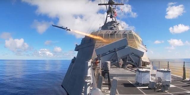 """Phóng """"sát thủ diệt hạm"""" ở Thái Bình Dương, Mỹ có thể muốn """"nắn gân"""" Trung Quốc - 1"""