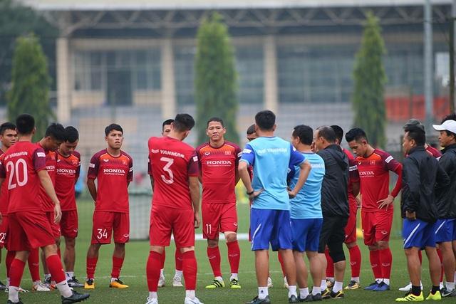 Đội tuyển Việt Nam đấu Malaysia: Chờ những toan tính bất ngờ từ thầy Park - 1