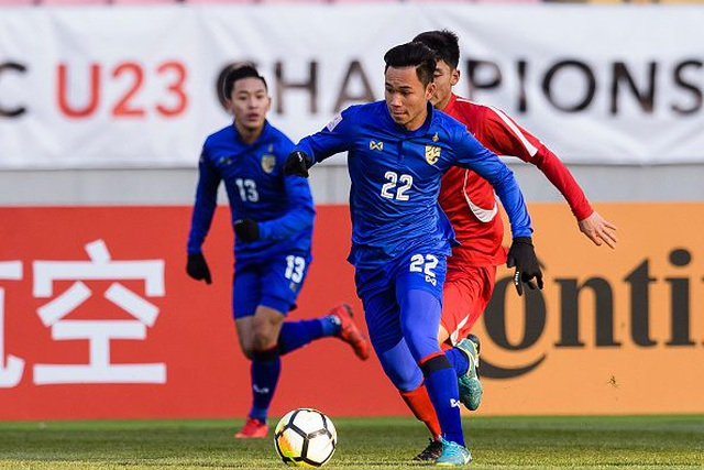U22 Thái Lan muốn đá giao hữu với U22 Việt Nam trước SEA Games - 1