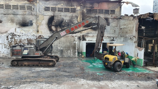 Hình ảnh bên trong Công ty Rạng Đông sau khi dọn sạch hàng nghìn tấn phế liệu - 5