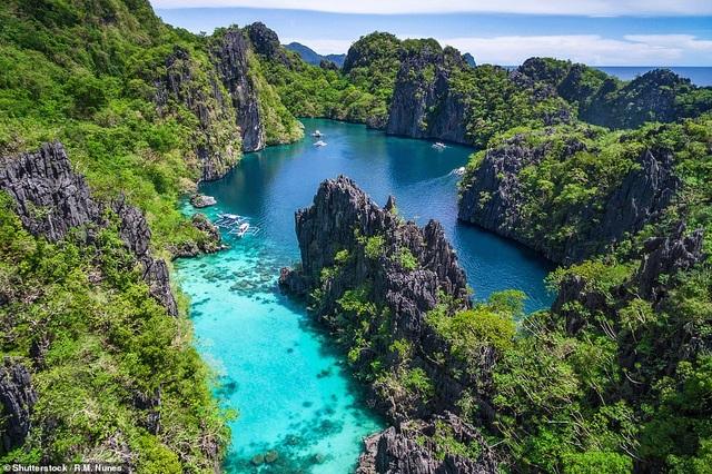 10 hòn đảo đẹp nhất thế giới năm 2019 - 2