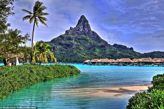 10 hòn đảo đẹp nhất thế giới năm 2019 - 10