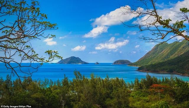 10 hòn đảo đẹp nhất thế giới năm 2019 - 11