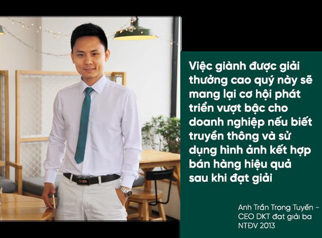 Giải thưởng Nhân tài Đất Việt lan toả, thắp sáng mầm cây tương lai suốt gần hai thập kỷ - 14