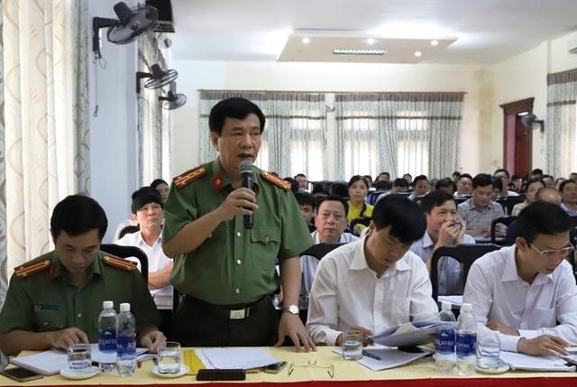 Vụ cướp ngân hàng ở Thanh Hoá: Người nổ súng, gây án là trung úy công an - 1