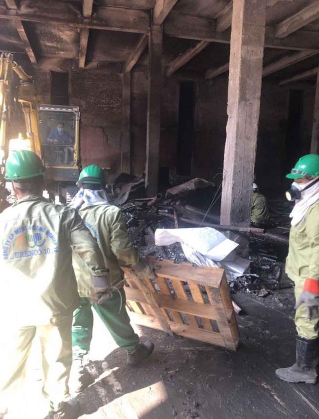 Hình ảnh bên trong Công ty Rạng Đông sau khi dọn sạch hàng nghìn tấn phế liệu - 4