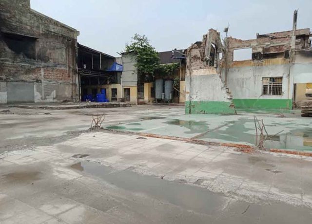 Hình ảnh bên trong Công ty Rạng Đông sau khi dọn sạch hàng nghìn tấn phế liệu - 10