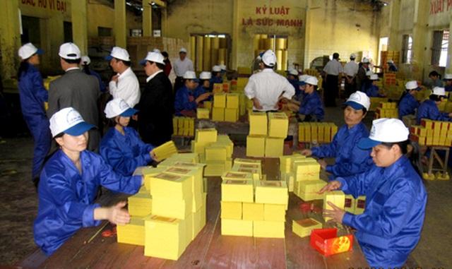 Công ty TNHH Hapaco Yên Sơn bị phạt 315 triệu đồng, đình chỉ xí nghiệp gây ô nhiễm - 1