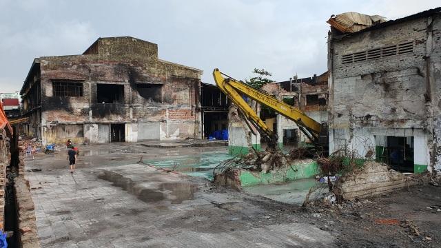 Hình ảnh bên trong Công ty Rạng Đông sau khi dọn sạch hàng nghìn tấn phế liệu - 6