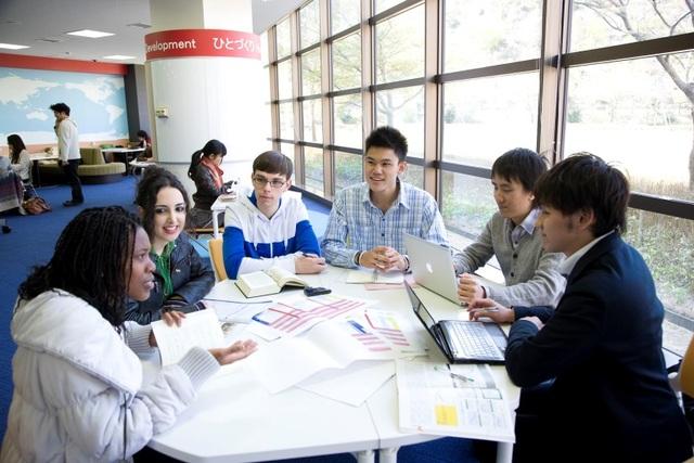 Hội thảo học bổng 100% - Du học Nhật bằng tiếng Anh tại đại học APU - 3