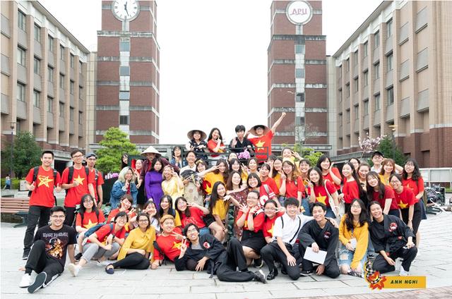 Hội thảo học bổng 100% - Du học Nhật bằng tiếng Anh tại đại học APU - 4