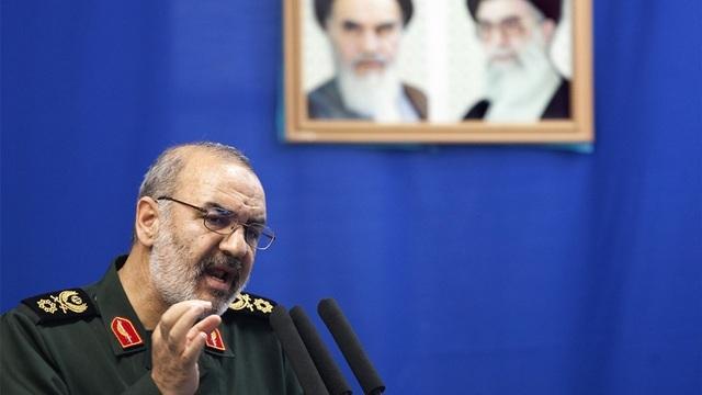 """Tướng Iran lại dọa """"xóa sổ"""" Israel giữa lúc căng thẳng - 1"""