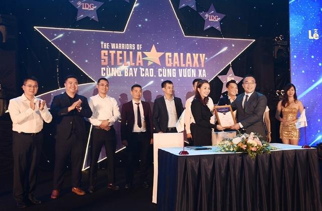 IDG Việt Nam chính thức phân phối dự án  Stella Mega City - 1