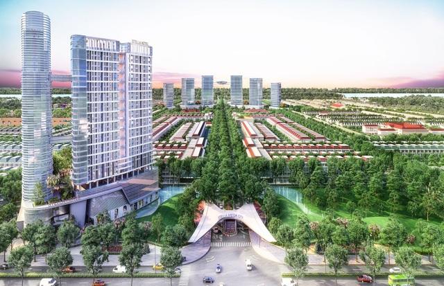 IDG Việt Nam chính thức phân phối dự án  Stella Mega City - 2