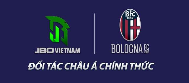 JBO Vietnam ký kết hợp đồng đối tác châu Á cùng CLB Ý Bologna F.C. 1909 - 2