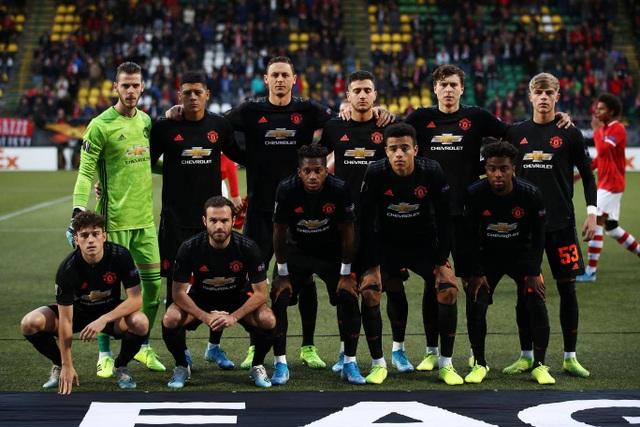 Những khoảnh khắc gây thất vọng của Man Utd trên đất Hà Lan - 4