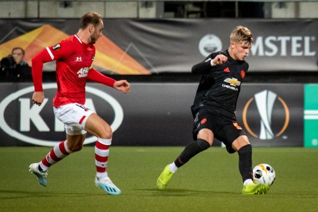 Những khoảnh khắc gây thất vọng của Man Utd trên đất Hà Lan - 11