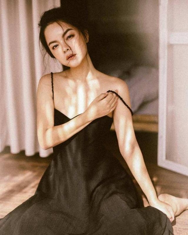 Hậu ly hôn, Phạm Quỳnh Anh ngày càng gợi cảm - 4