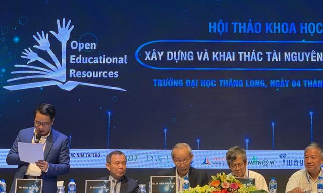 Xây dựng, khai thác tài nguyên giáo dục mở: Trả phí hay miễn phí? - 1