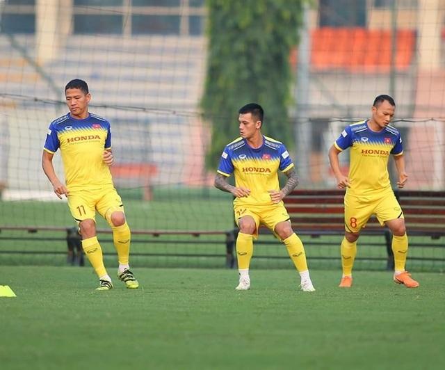 Đội tuyển Việt Nam không thể thắng đàn em U22, HLV Park Hang Seo mừng hay lo? - 2