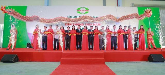Lễ khánh thành nhà máy Tiền Phong Nam mở rộng - 1