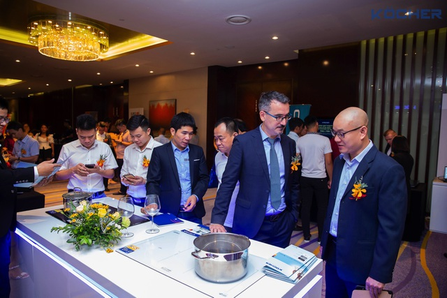 Kocher hợp tác EGO ra mắt sản phẩm bếp từ inverter thế hệ mới giá dưới 15 triệu đồng - 2