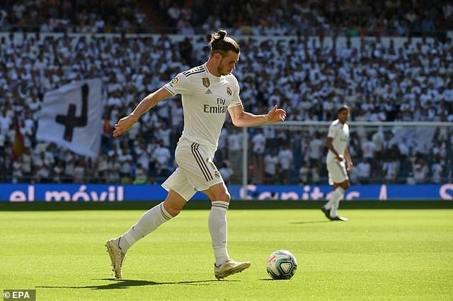 Hazard lập công, Real Madrid tiếp tục dẫn đầu La Liga - 8