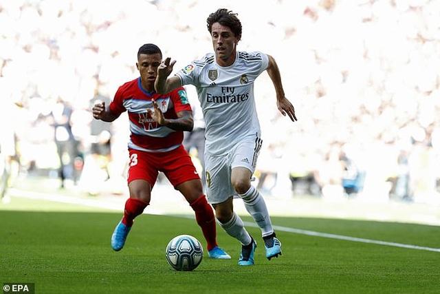 Hazard lập công, Real Madrid tiếp tục dẫn đầu La Liga - 7