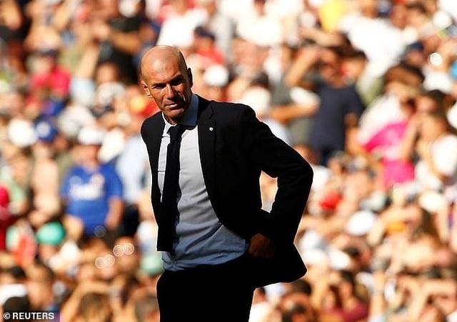 Hazard lập công, Real Madrid tiếp tục dẫn đầu La Liga - 10