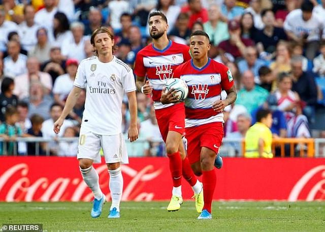Hazard lập công, Real Madrid tiếp tục dẫn đầu La Liga - 6