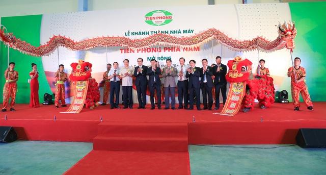 Lễ khánh thành nhà máy Tiền Phong Nam mở rộng - 2
