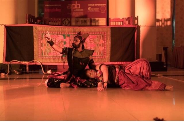 Hơn 140 nghệ sĩ quốc tế tham dự LH Sân khấu- Du lịch tại Hà Nội - Ảnh minh hoạ 2
