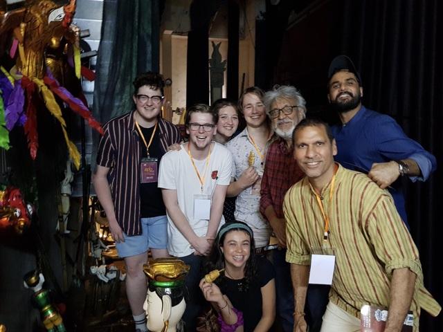 Hơn 140 nghệ sĩ quốc tế tham dự LH Sân khấu- Du lịch tại Hà Nội - Ảnh minh hoạ 3