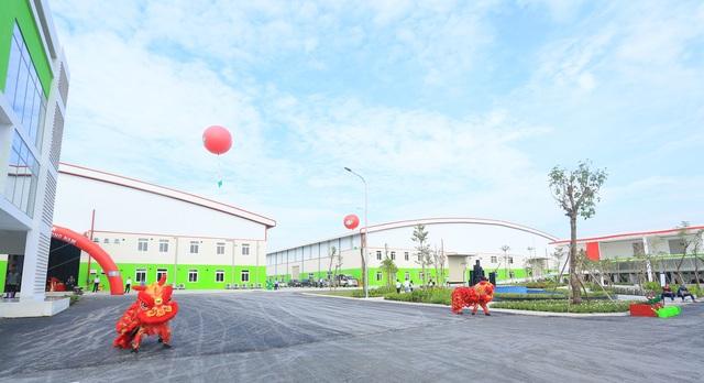 Lễ khánh thành nhà máy Tiền Phong Nam mở rộng - 5