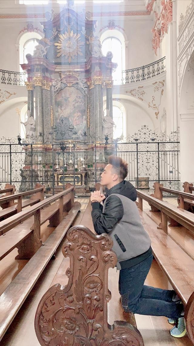 Chiêm ngưỡng thiên đường có thật tại Thụy Sỹ cùng vợ chồng Kha Ly – Thanh Duy - 13