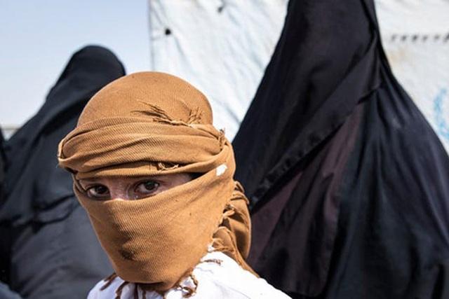 Bên trong khu trại tị nạn được ví như quả bom hẹn giờ của IS - 1