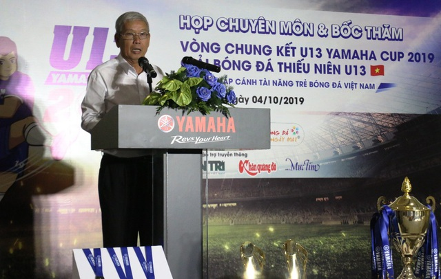 TP Cần Thơ: Chung kết Giải bóng đá thiếu niên U13 Yamaha Cup 2019 - 1