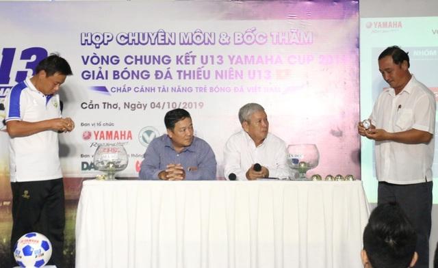 TP Cần Thơ: Chung kết Giải bóng đá thiếu niên U13 Yamaha Cup 2019 - 2