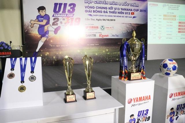 TP Cần Thơ: Chung kết Giải bóng đá thiếu niên U13 Yamaha Cup 2019 - 3