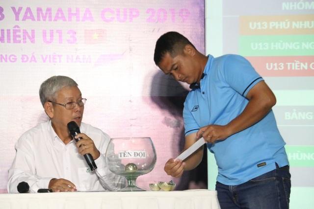 TP Cần Thơ: Chung kết Giải bóng đá thiếu niên U13 Yamaha Cup 2019 - 4